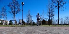 day 44, Running From Camera 2s  --  20070213 BG - DSCF2856 - rito