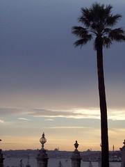 Sunset (.-*Sarah*-.) Tags: turkey türkiye istanbul İstanbul turkije beşiktaş dolmabahçe sarayı