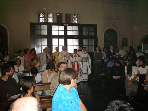 Felipe's Deaconal Ordination - 17 por Philippe Gebara.