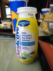 Dannon DanActive Yogurt