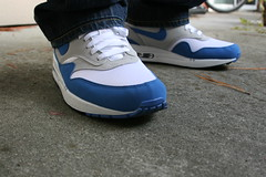 Royale with Blues (sling@flickr) Tags: max shoes air hobby sneakers trainers nike collection sling sneaker addiction addict collect airmax collector sneak sneaks nikeairmax sneakr nikeairmax1 slingflickr