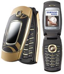 Samsung E 500 versus versace