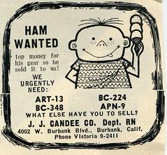 Ham Radio Ad