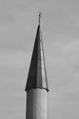 Alem (YsfYlmz) Tags: bw canon eos 350d istanbul sw digitalrebel İstanbul sb minare blitzableiter kadıköy alem hasanpaşa Çinko yıldırımsavar