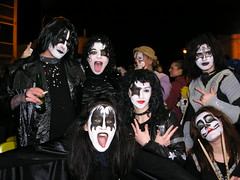 Putignano - Carnevale - KISS and more KISS