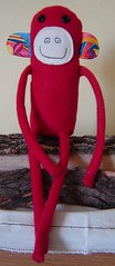 Red Monkey 1
