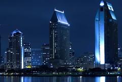 San Diego from Coronado (Adri@nUS) Tags: california water night nikon fuji sandiego socal s3pro 105mmf28dmicro