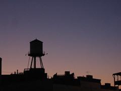 (emyduck) Tags: sunset chicago gbrearview watertower gravitytank