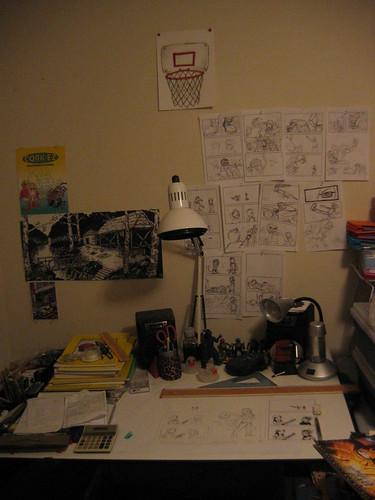 My Desk 2/2007