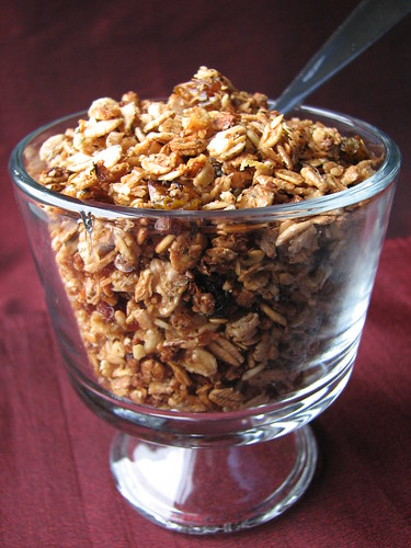 Lemon  & Green Tea Granola II