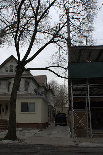 16 Slocum Place (left) & 651 Coney Island Avenue (right)