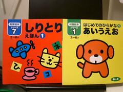 Daiso books