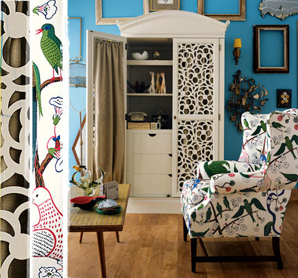Anthropologie Armoire Swoon