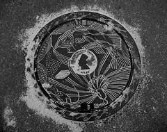 Danish Manhole