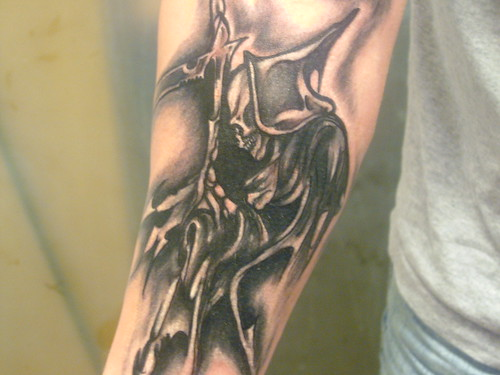 grim reaper tattoo designs. reaper tattoos. Grim Reaper
