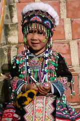 Girl @ Doi Suthep Chiang Mai Thailand
