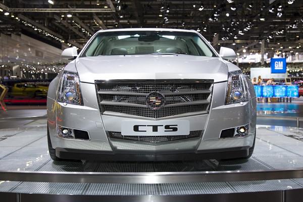 cars gm cadillac cts generalmotors gmeurope