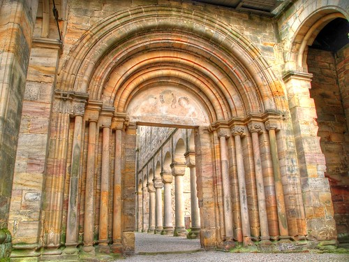 Monastery Paulinzella