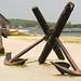 Mystic Sea Port Old Anchors