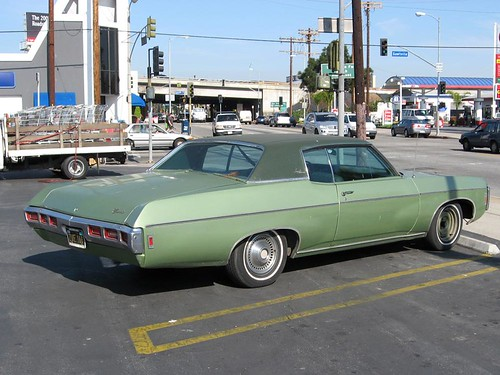 I lost my virginity in a car. My Mom's car!! A 1978 Chevy Malibu Classic.