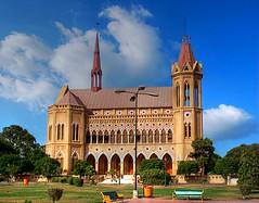Frere Hall Karachi 1865 (Iqbal.Khatri) Tags: pakistan building architecture memorial gothic karachi sindh ppgpow frerehallkarachi1865 abdulahharoonroad iqbalkhatri