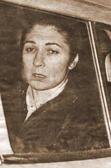 Queen Farida in 1965