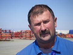 Solid oil worker (marusia) Tags: oil worker kazakhstan kazakh tengiz