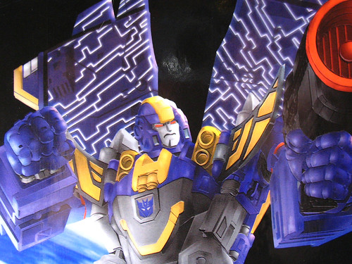 Transformers Club Exclusive Astrotrain and Minicons