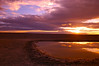 Pawnee Pink Sherbert Sunset