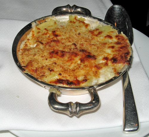 Yukon Potato Gratin