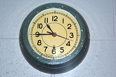 Cold War Clock
