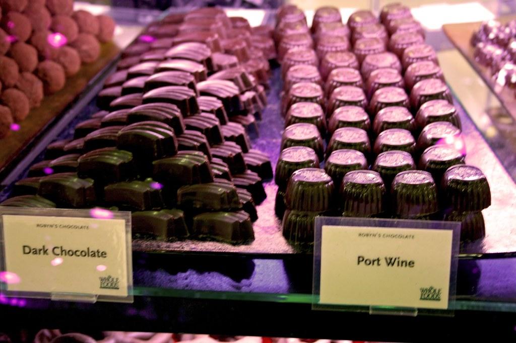 Robyn's Chocolates...