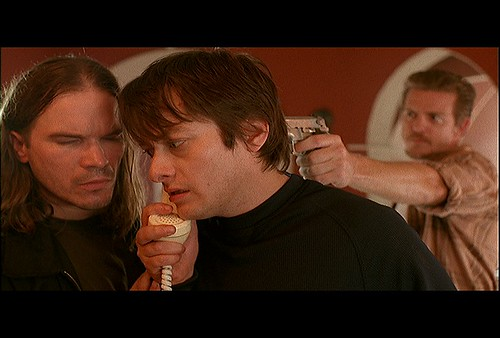 Edward Furlong, Curtis Wayne and Trent Haaga