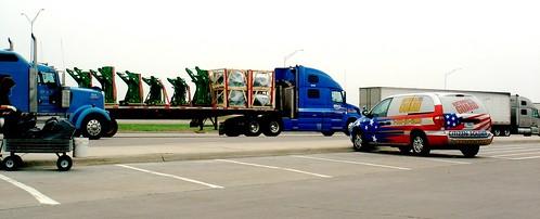 Iowa rest stop