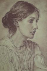 Virginia Woolf portrait (Claudia De Facci) Tags: virginiawoolf ritratto portrait art arte carboncino charcoaldrawing disegno artist writer scrittrice artista letteratura literature englishliterature