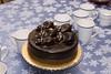5 Mice Chocolate cake (S.D.) Tags: christmas nikon desert 2006 gothamist vr dx 18200mm december2006 d80 nikond80 fivemicecake