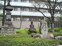 Estatuas en Asakusa