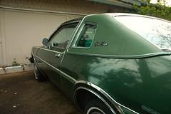 3-4 (banter) Tags: 1977 pimpmobile greenenvy dodgeaspen