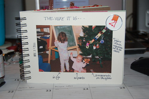 Journal Your Christmas - Day 21