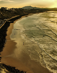 Playa de Biarritz (zubillaga61) Tags: paisajes beach landscapes playa biarritz