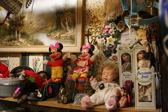 doomed dolls (trulygreenfish) Tags: creepy brantford daytrip antiquemall