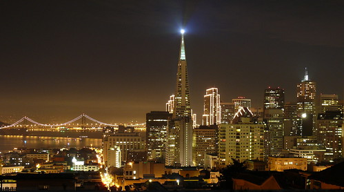 SF Night lights
