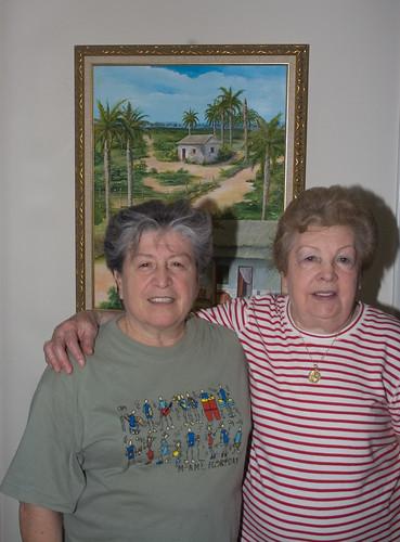 Pilar and Elena