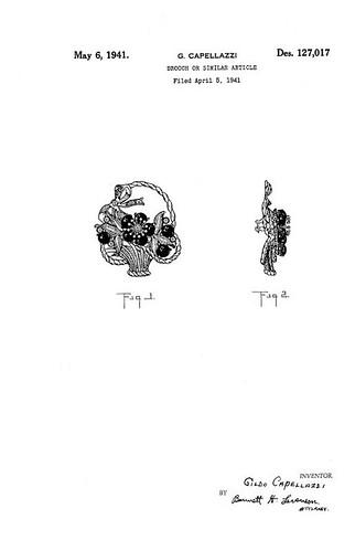 jewelry patent
