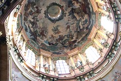 Dome Frecso: Church of St Nicholas, Prague