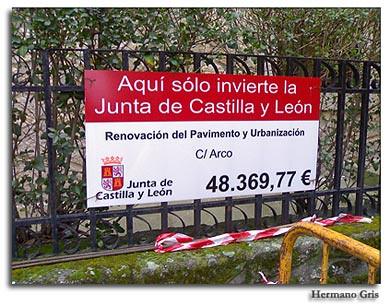 ¿De quién es la Junta de Castilla y León?