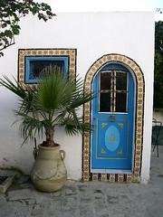 hotel sidi bou fares in sidi bou said (elmina) Tags: tunisia sidibousaid hotelsidiboufares