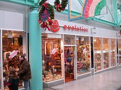 Essen Evolution shop 1