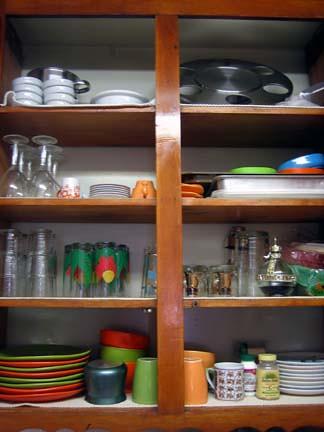 Inside my cabinet