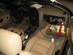 Before (imcdougall) Tags: install e36 keyless